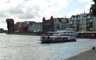 Widok na Gdańsk