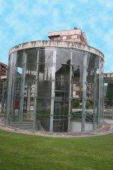 Szklana winda